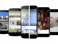 Google Launches Street View App