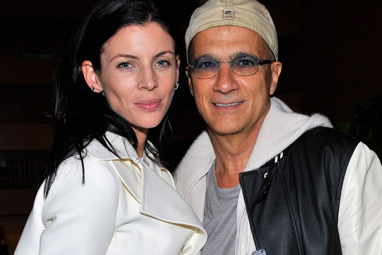 Jimmy Iovine & Liberty Ross