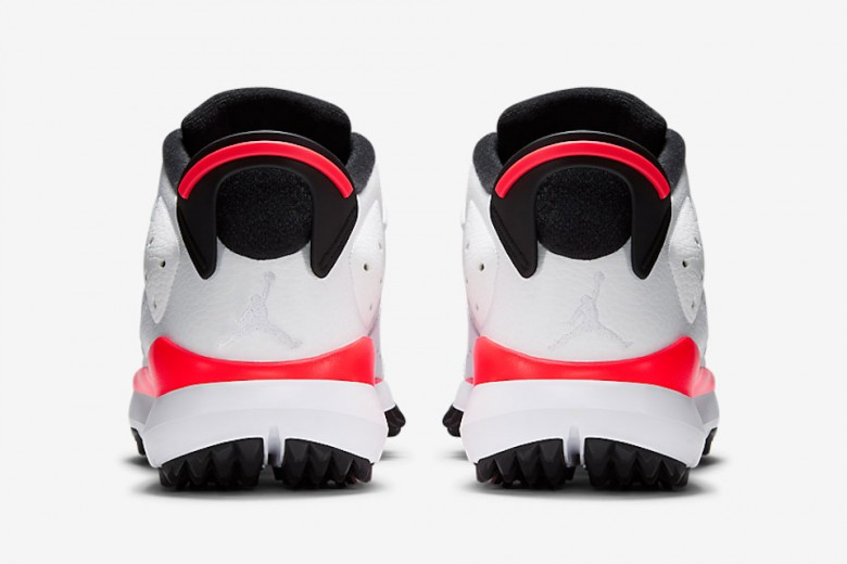 Air Jordan 6 Low Golf - Infrared