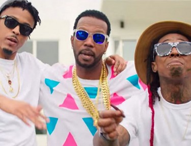 Juicy J ft. Lil Wayne & August Alsina - Miss Mary Mack (Video)