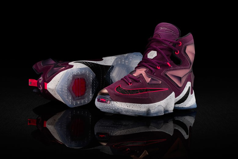 Nike Officially Unveils The LeBron 13