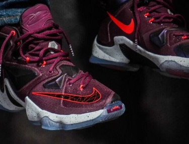 Here's A Look At The Nike LeBron 13
