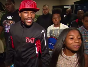 All Access: Mayweather vs. Berto (Epilogue)