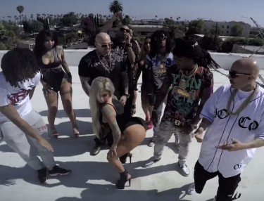 Mr. Capone-E ft. Migos & Mally Mall - Loco (Video)