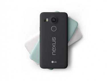 Google Introduces The Nexus 5X Smartphone
