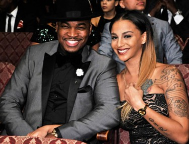 Ne-Yo and Crystal Renay
