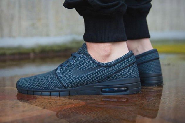 Nike SB Stefan Janoski Max - All-Black