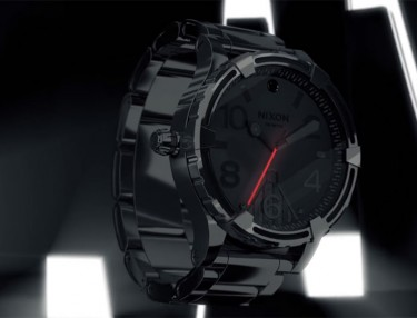 Star Wars x Nixon 'Darth Vader' Watch