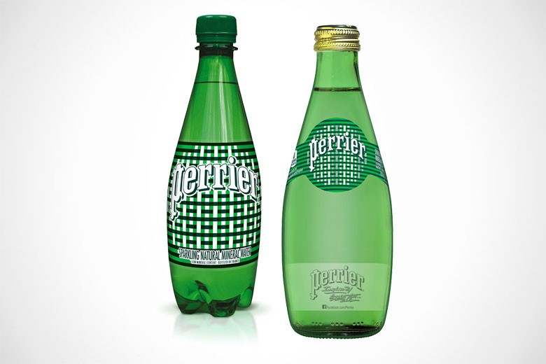 Perrier x L'Atlas 'Inspired By Street Art' Collection