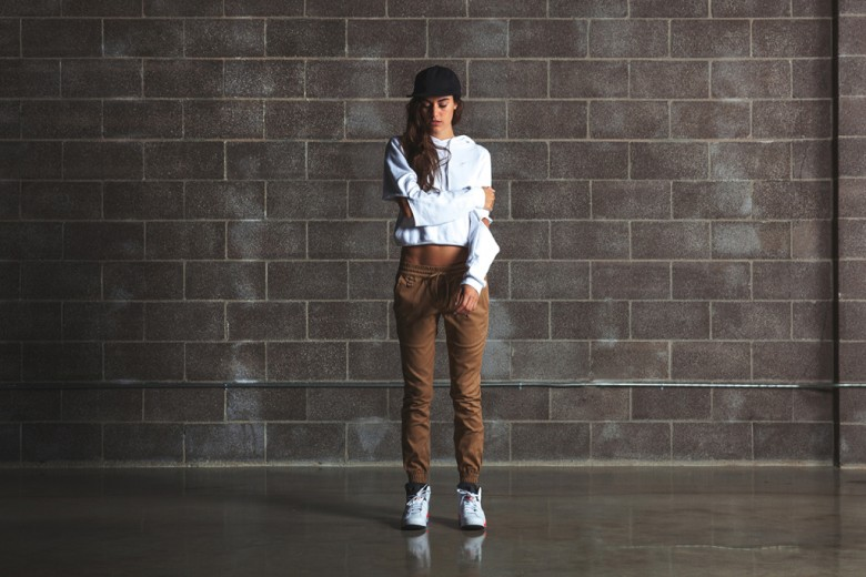 Publish Brand Introduces Women's Jogger: The Sprinter
