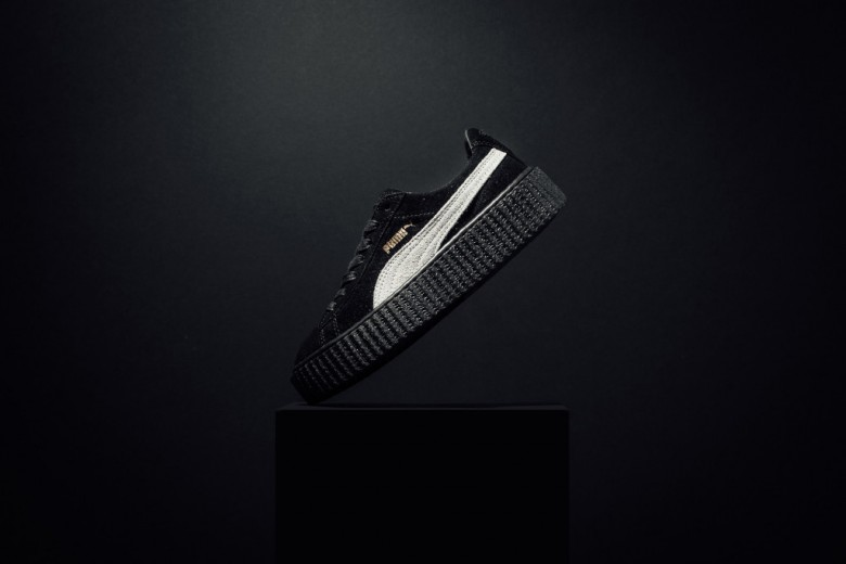 Puma x Rihanna Suede Creepers Collection
