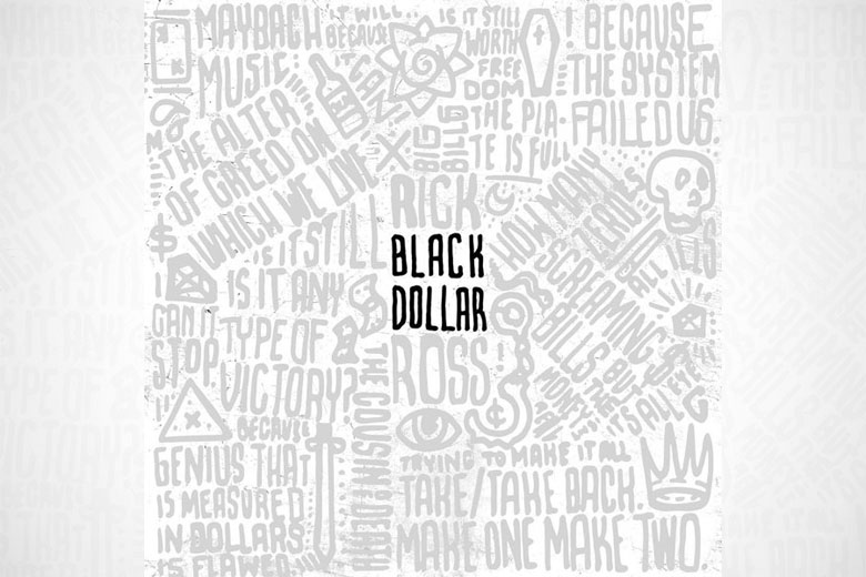 Rick Ross - Black Dollar (Mixtape)