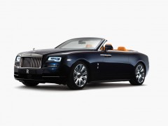 Rolls-Royce Unveils Dawn Convertible