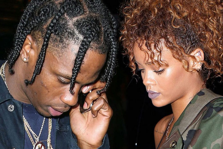 Rihanna & Travi$ Scott