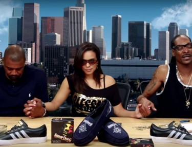 'Black Jesus' On Snoop Dogg's GGN