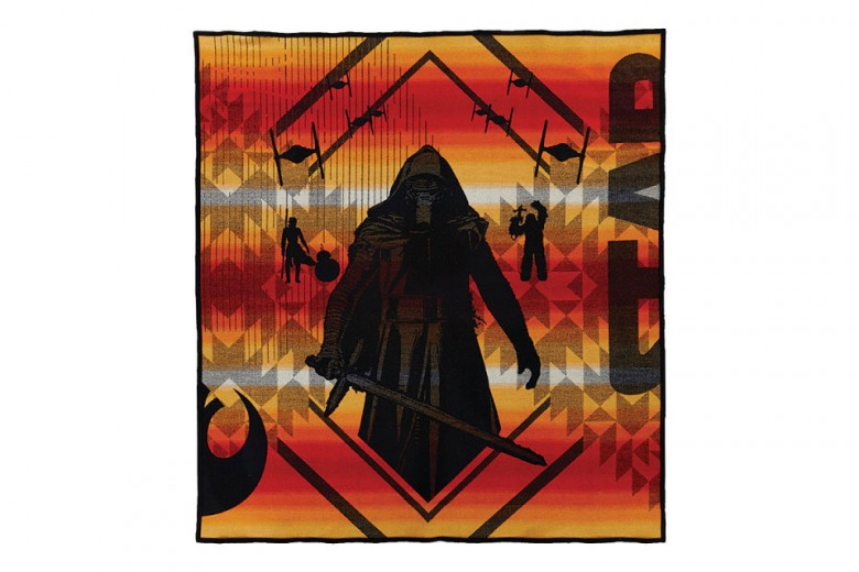 Star Wars x Pendleton 2015 Throw Blankets