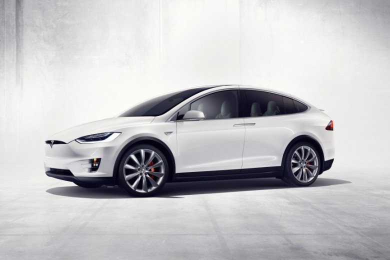 Introducing The Tesla Model X