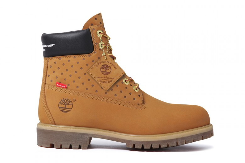 Supreme x COMME des GARCONS Timberland 6-Inch Boot