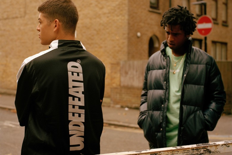 Undefeated Fall 2015 Lookbook