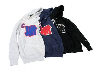 Undefeated x Champion Japan 2015 Capsule
