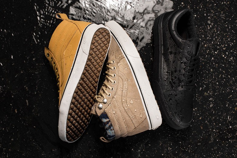 Vans Fall 2015 Mountain Edition Collection