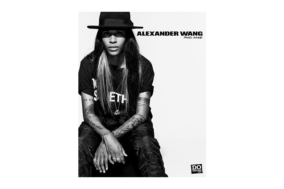 Alexander Wang's 'DoSomething' Campaign