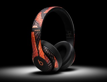 Beats Wireless 'Constrictor' Headphones By ColorWare