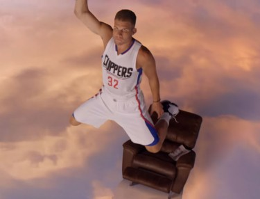 2016 Kia Optima Commercial ft. Blake Griffin