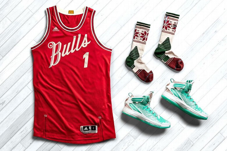 NBA x Adidas 2015 Christmas Day Uniforms