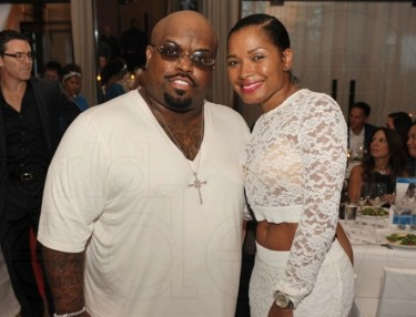 CeeLo and Shani James