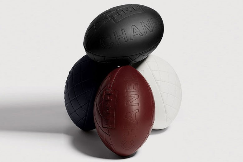 Chanel Rugby Balls