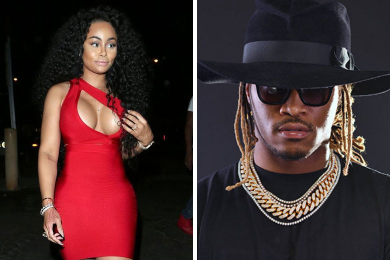 """chyna dating future Blac chyna shared a photo of her new tattoo - the word """"future"""" - as rumors (that she seemed to confirm) of her dating the rapper swirl."""