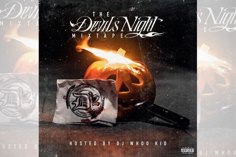 D12 - The Devils Night Mixtape