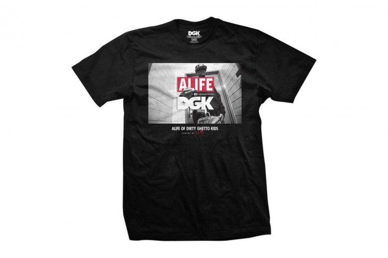 DGK x ALIFE 2015 Capsule Collection