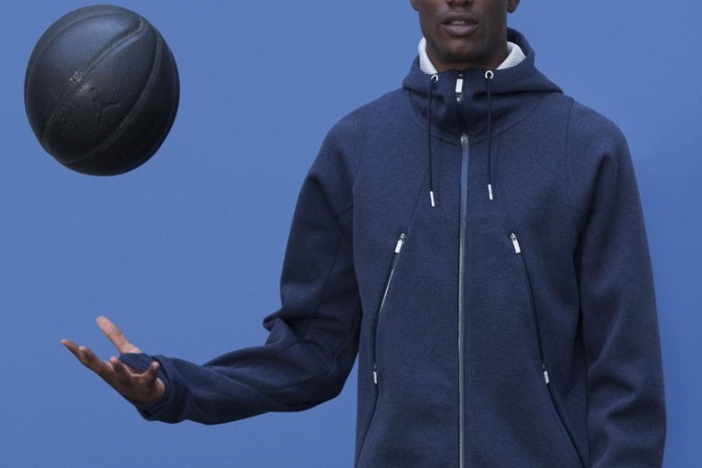 Air Jordan Fleece Parka