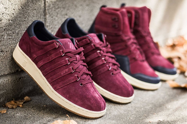 K-Swiss 2015 Earthy Pack
