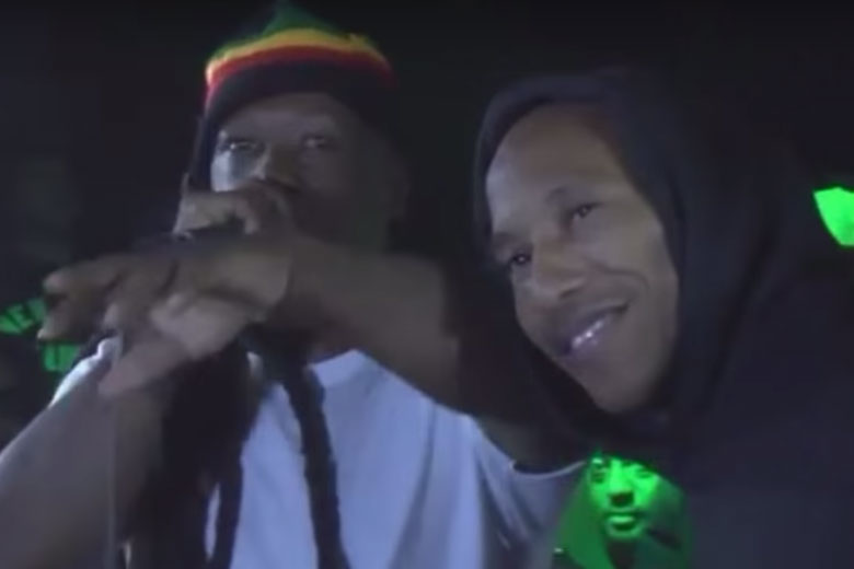 Keith Murray & Fredro Starr Battle At Generation X