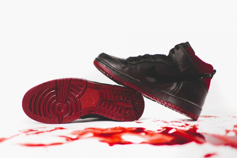 Nike Dunk Coffin