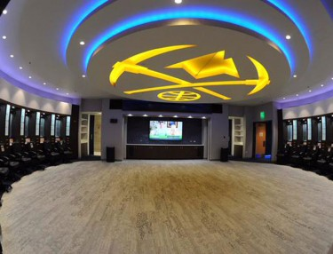 Check Out Denver Nuggets' New Locker Room