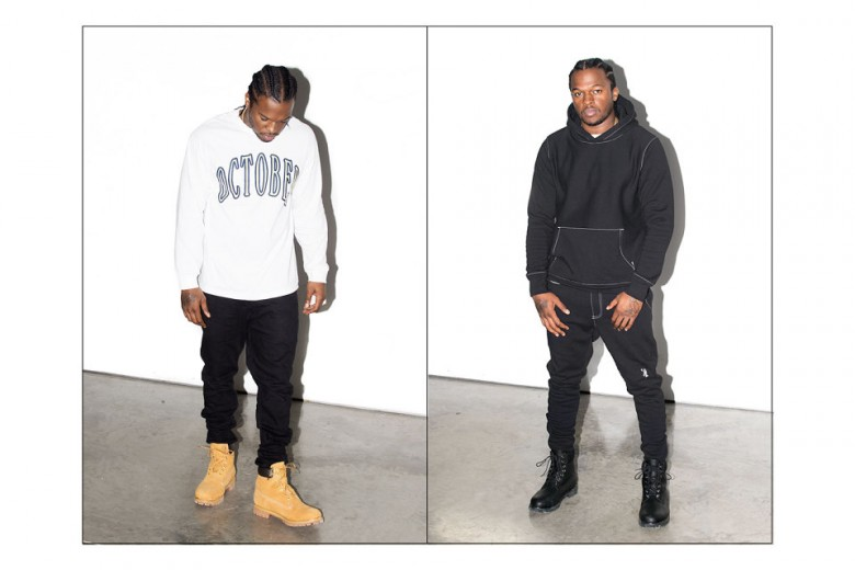OVO Fall/Winter 2015 Lookbook