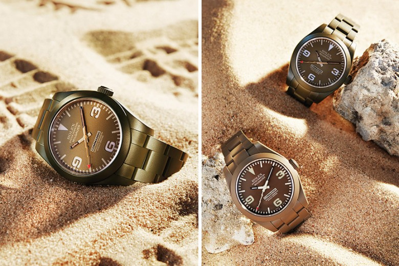 Bamford Watch Department Commando Collection