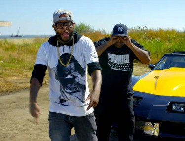 Royce Da 5'9 & DJ Premier - Courtesy (Video)