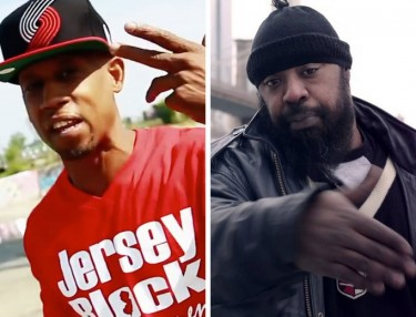 Hussein Fatal and Sean Price
