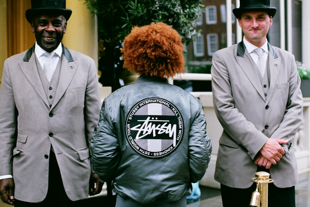 Stussy x Alpha Industries 35th Anniversary Jackets