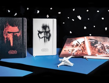 Star Wars x Moleskine Notebooks
