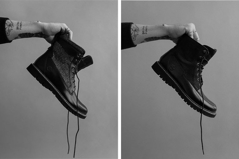 Timberland Presents: Black Forest Capsule Collection