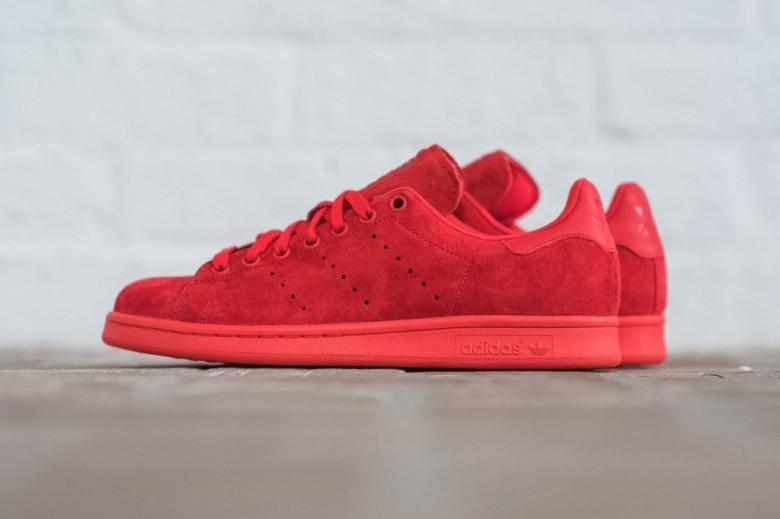 Adidas Originals Stan Smith - Powdered Red