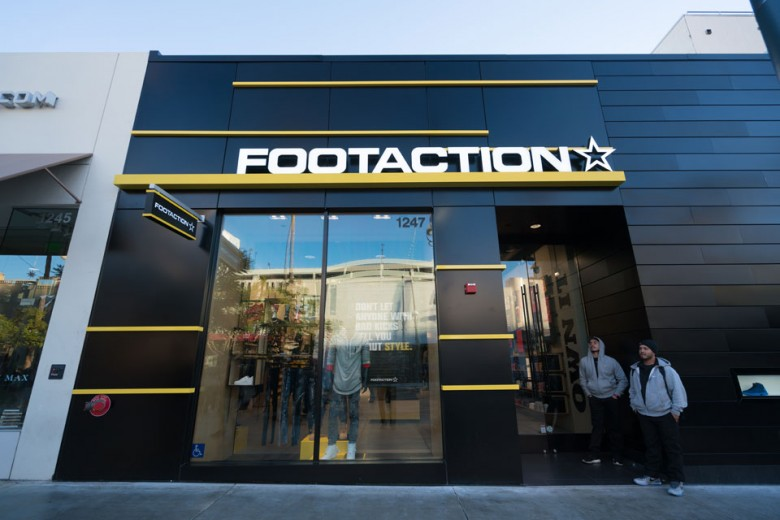 Footaction Santa Monica, CA