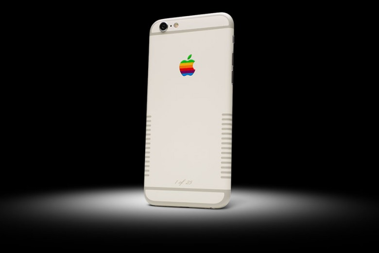 iPhone 6S Retro By ColorWare