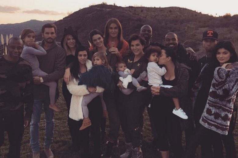 How Your Favorite Celebrities Spent Thanksgiving